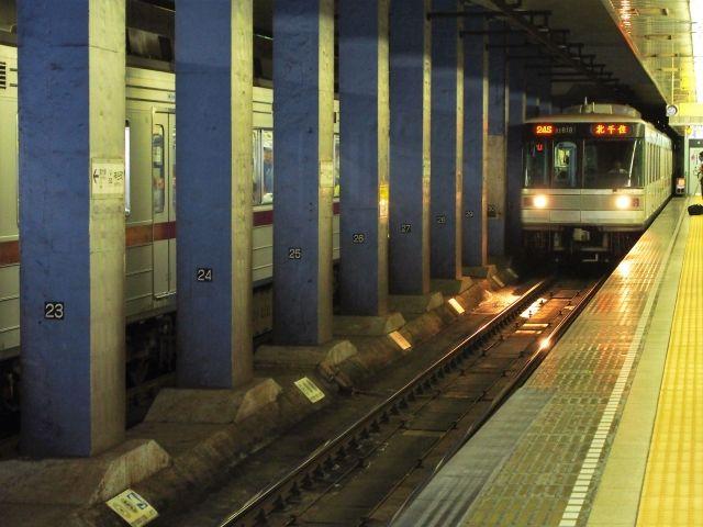 日比谷線には虎ノ門ヒルズ駅が誕生