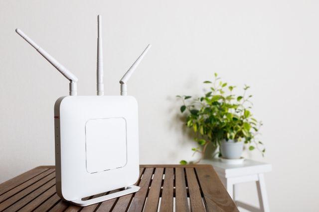 Wi-Fi回線を引く事のメリットとデメリット