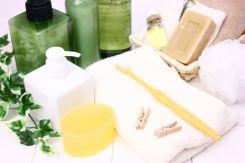 珪藻土バスマットの吸収力を復活させる方法