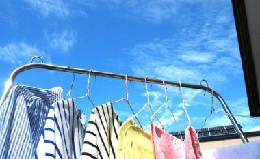 洗濯物を綺麗かつ楽ちんに干す裏技動画