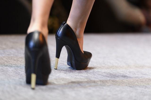 疲れにくい靴の選び方