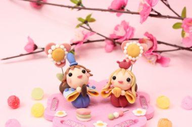 ひな祭りと雛人形