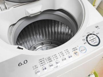 洗剤を自動投入してくれる洗濯機