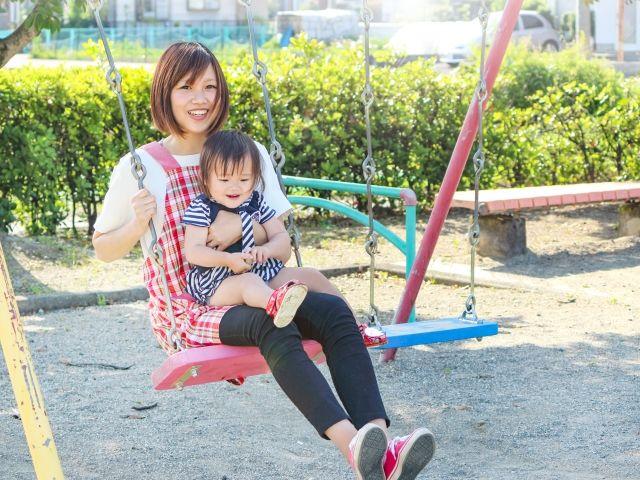 熊本の自然で子育てしやすいイメージ
