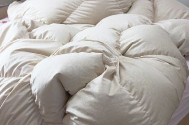 羽毛布団 洗濯方法