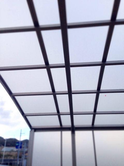 屋根付きあると楽