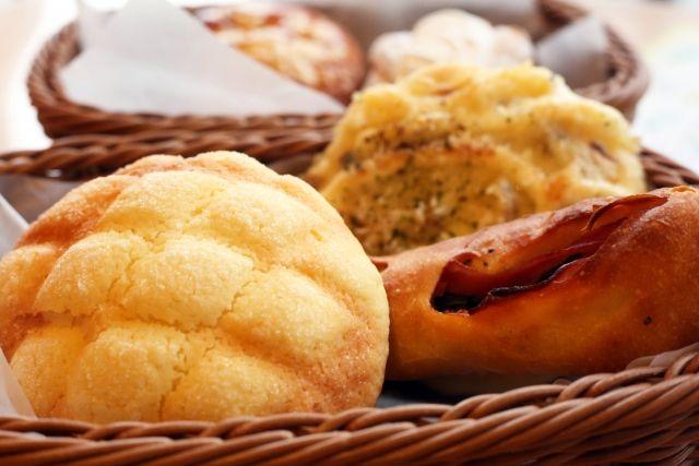 パン メロンパン