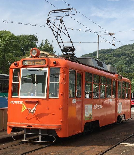 住みたい街 松山市 電車