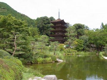 山口県 住みやすい 五重塔