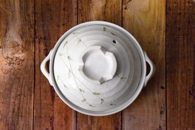 プリンの作り方 土鍋で蒸す
