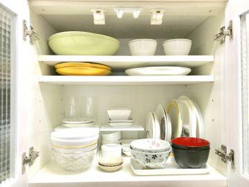 食器洗い たくさんの食器の洗い方のコツ