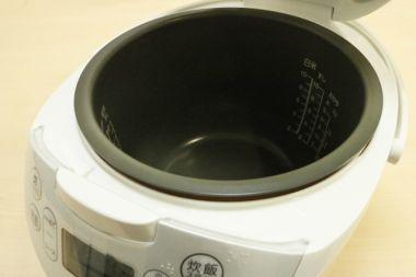 炊飯器の掃除