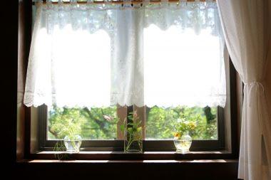 窓ふき コツ