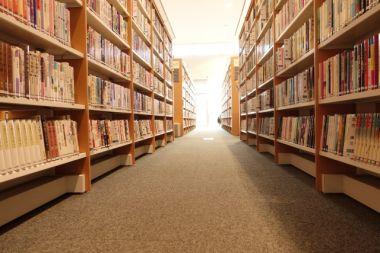図書館の日
