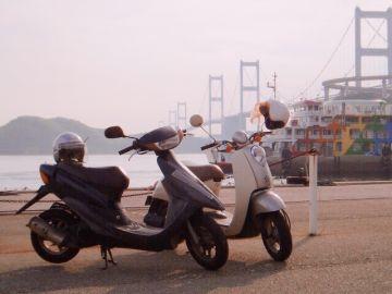 バイク 駐車場