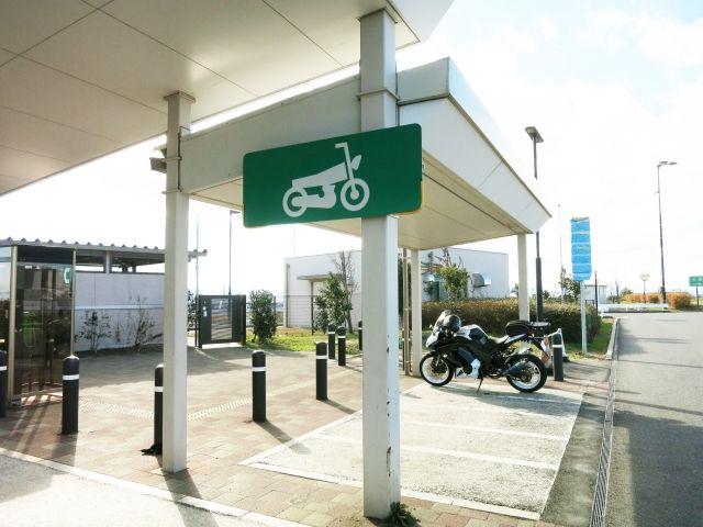 バイク 駐車場か駐輪場どっち?