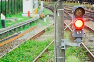 電車用の信号機