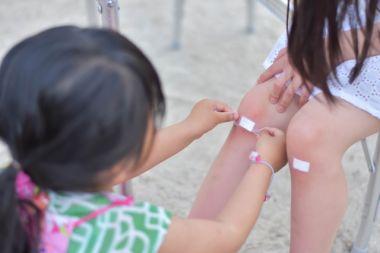 子どもがかかりやすい病気やけがは?応急手当と予防方法のポイント