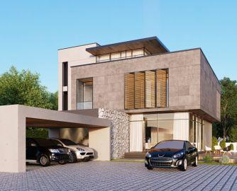 新築一戸建てに適した駐車場とは?幅の取り方やタイプなどを解説