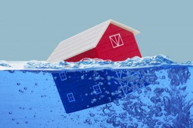 床下浸水と床上浸水の違いは?知っておきたい水害時の保険のこと