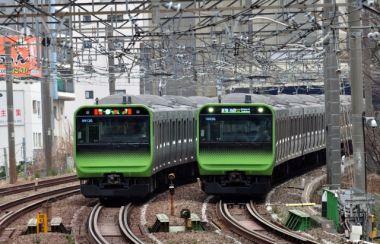 山手線電車