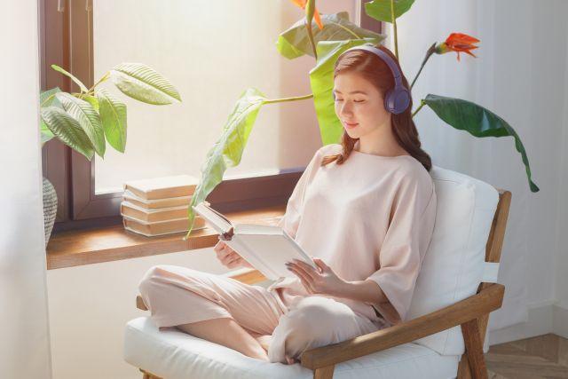 読書が進むおすすめの環境とは?読書が進む部屋作りのコツもご紹介